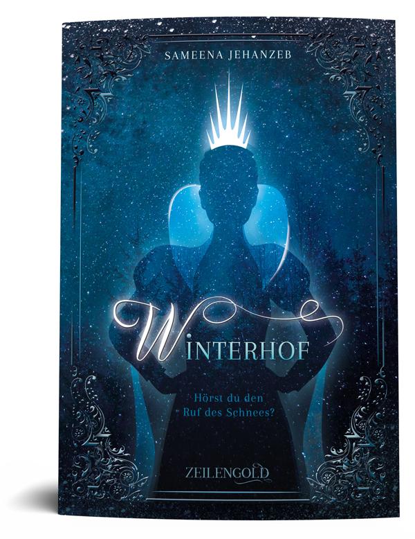 Winterhof, düstere Märchenadaption von Sameena Jehanzeb