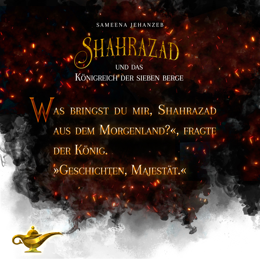 Shahrazad und das Königreich der sieben Berge