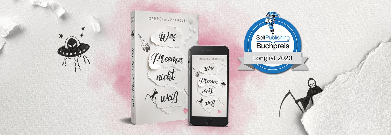 Selfpublisher Buchpreis: Was Preema nicht weiß
